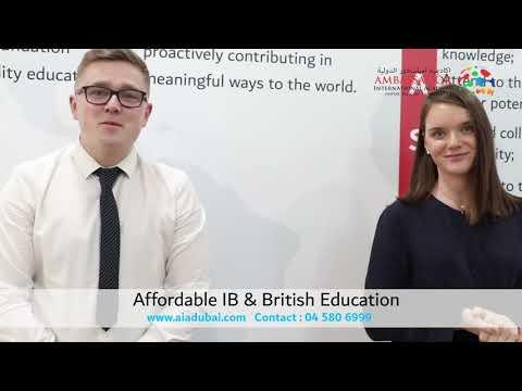 Ambassador International Academy, School Tour