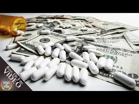 Big Pharma Can't Lobby Their Way Out Of Price Gouging Scandals