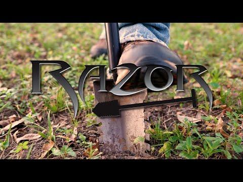 Razor Relic Shovel