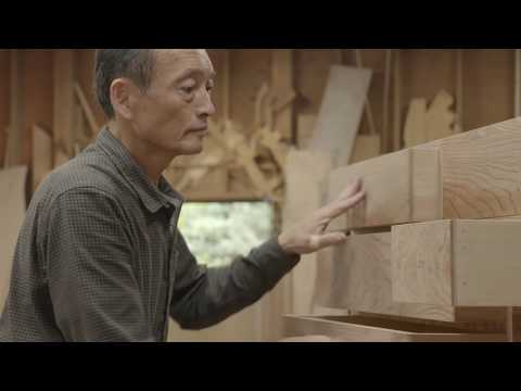 手技TEWAZA「仙台箪笥」SENDAI Chests Woodwork