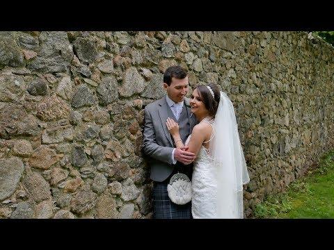 Leanne & Scott Wedding - Maryculter House Hotel (18/05/18)