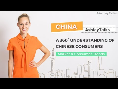 360° Understanding of Chinese Consumers – Ashley Talks (Live Event Pt3)