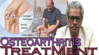 Osteoarthritis in Hindi - Discussion and Treatment in Homeopathy by Dr P.S. Tiwari