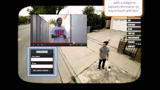 How to collect email addresses from YouTube viewers automatically
