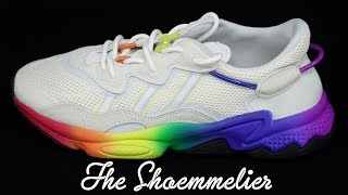 adidas Ozweego 'Pride' • On-Feet & Review