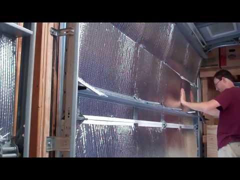 Garage Insulation – Part 2 (Reflectixradiant heat barrier)