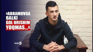 Sardor Rashidov: «Fransiyaga borishdan qoʻrqqandim»