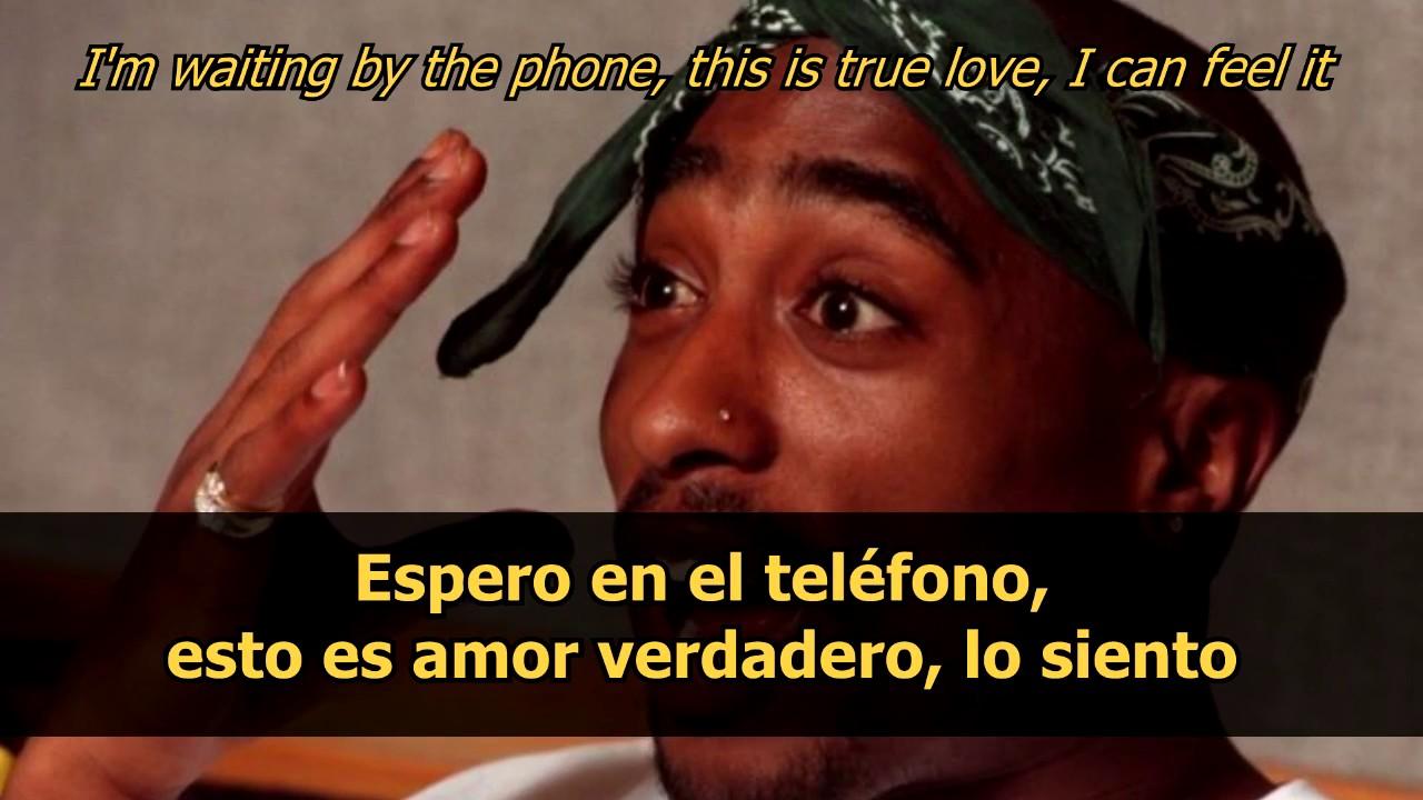 2pac Me And My Girlfriend Españolenglish Youtube