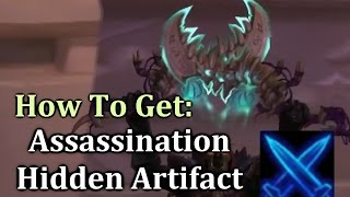 Ω Sativ | PSA: Easy Assassination Hidden Artifact - [Live Servers] [Legion] [Rogue]
