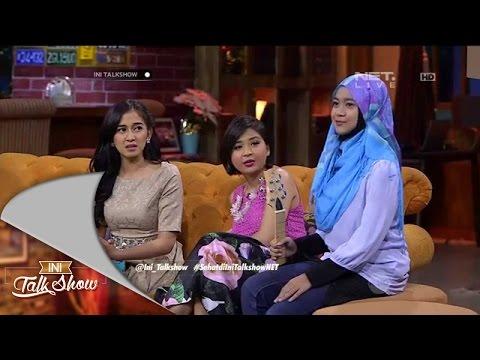 Ini Talk Show 22 Januari 2015 Part 3/4 - Putri Titian, Cut Tary, Nina Zatulini Dan Meliani Siti
