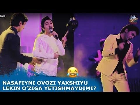 Nasafiy Ovozi Yaxshiyu Lekin O`ziga Yetishmaydimi?