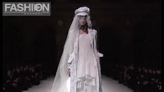 YOHJI YAMAMOTO Fall Winter 2007 2008 Paris - Fashion Channel
