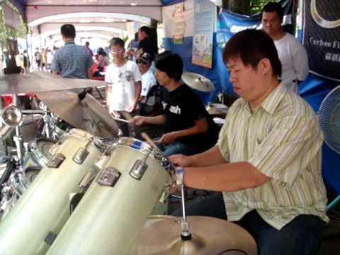 Ming Drum 2010  台中縣樂器節實況七.MPG