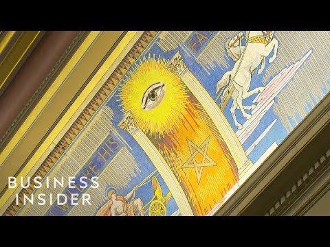 Inside The Freemasons' Oldest Grand Lodge