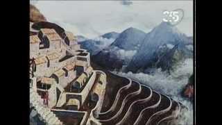 Тайны древности. Мачу Пикчу - город в небесах.