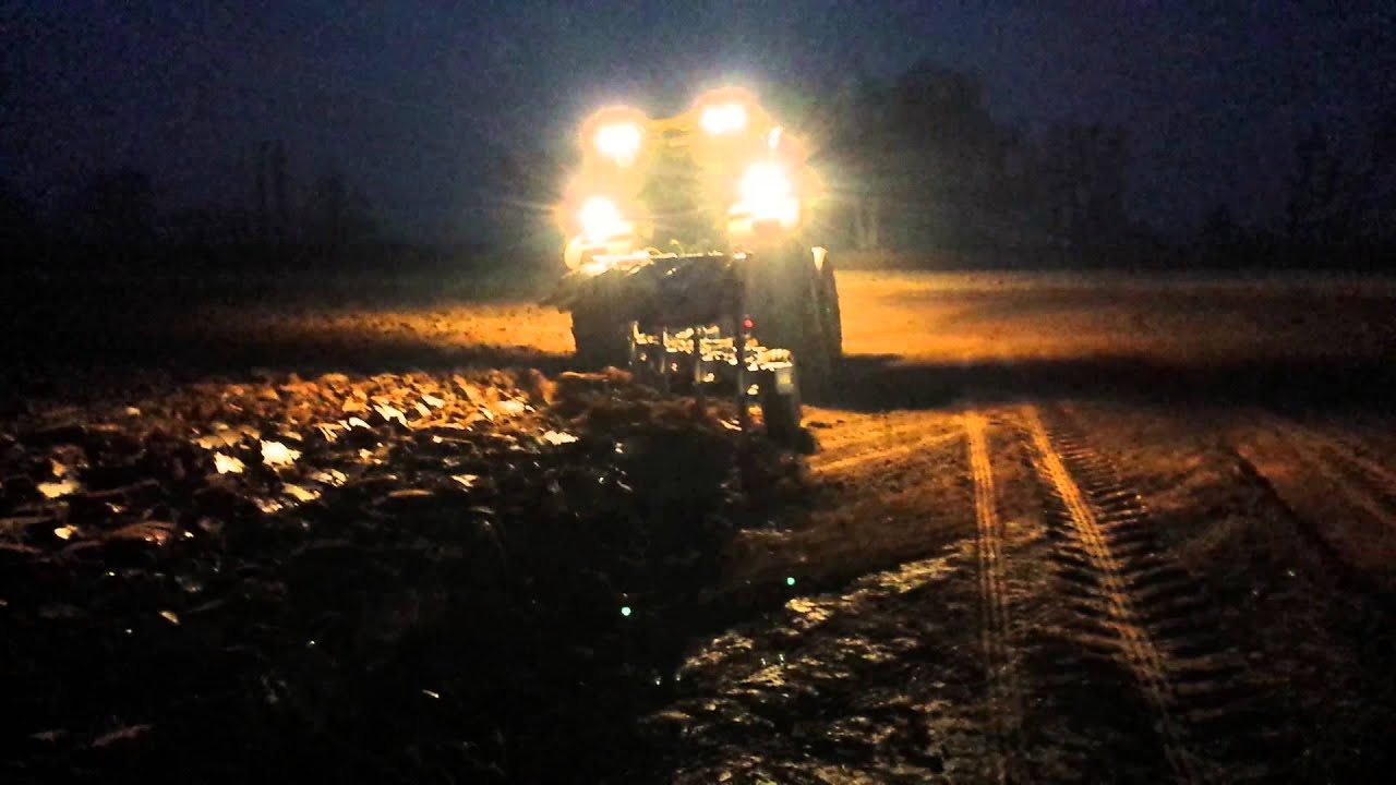 Fall Harvest Computer Wallpaper John Deere 6150r Vs John Deere 7730 Night Youtube