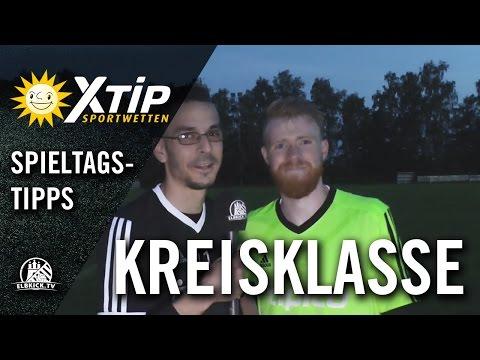 XTiP Spieltagstipp mit Bünyamin Gündüz und Pascal Heyden (beide TSV Gülzow) | ELBKICK.TV