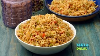 Sprouts Pulao  How to make Vegetarian Mixed Sprouts Pulao, Recipe in Hindi by Tarla Dalal