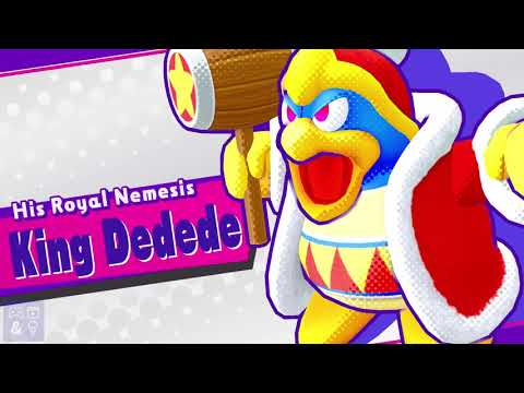 Kirby Star Allies Gameplay - Clash At Castle Dedede And Friendly Field Switch Gameplay
