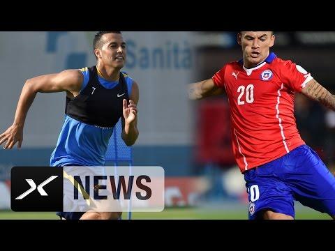 Charles Aranguiz teurer, Pedro  zum FC Bayern München? | Transfer-News