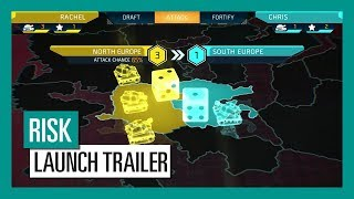 RISK: The Game of Global Domination - Launch Trailer