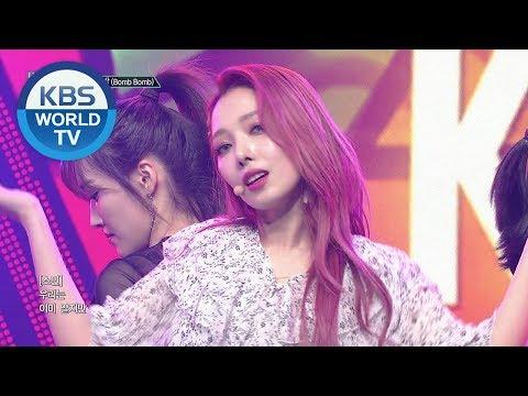 KARD - Bomb Bomb(밤밤)[Music Bank/2019.04.12]