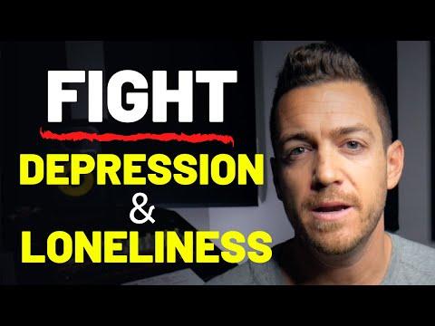 Let's Talk About Depression & Loneliness- RecordingRevolution.com