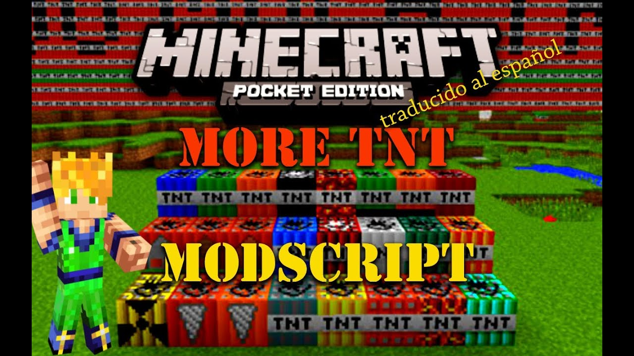 Minecraft Pe Tnt World Portal