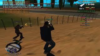 WAR. Black Kings vs La Cosa Nostra [GY1]