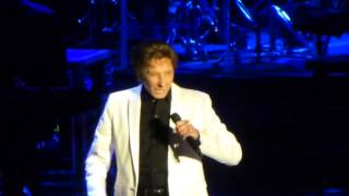 Barry Manilow - Somewhere In The Night (Greek Theatre, Los Angeles CA 6/17/13)
