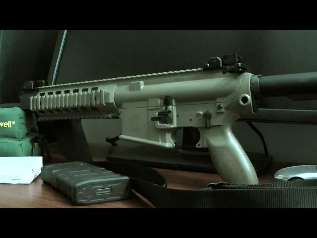 SIG 716 実銃レビュー Part1