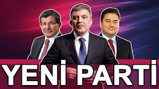 Ak Parti Bölünüyor  - Özgürlük ve Hukuk Partisi Geliyor