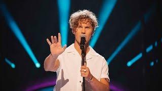 Sebastian Dahlström sjunger Scared to be lonely i Idols kvalvecka - Idol Sverige (TV4)