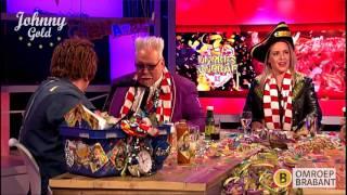 Chaos breekt uit in progamma van Omroep Brabant.