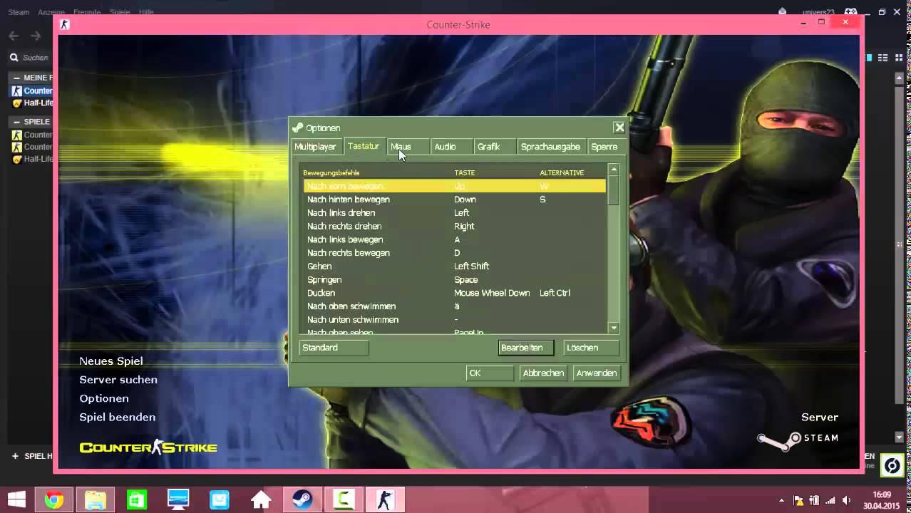 counter strike 1.6 windows 10 lan