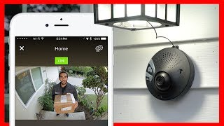 Best WIFI Security Camera w/ Night Visi...