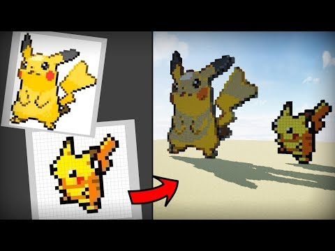 Come Trasformare FOTO in PIXEL ART! - TUTORIAL ITA