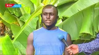Kijana Shupavu: Gregory Chirchir ambaye ana tuzo ya rais baada ya kubuni mbinu ya kukabili korona