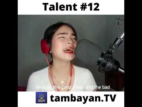 Tambayan TV Got Talent I Mary Rose A. Odog