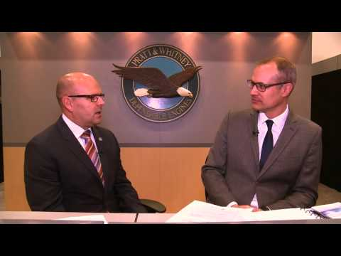Pratt & Whitney Canada Talks Customer Service Innovation at NBAA 2015