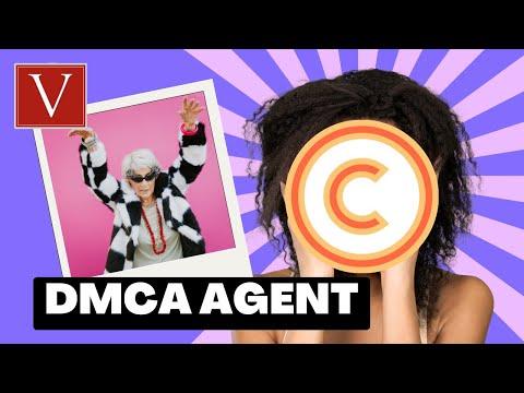 DMCA agent service