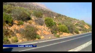 Fire-fighters continue to fight the raging Cape Peninsula fire: Nomawethu Solwandle