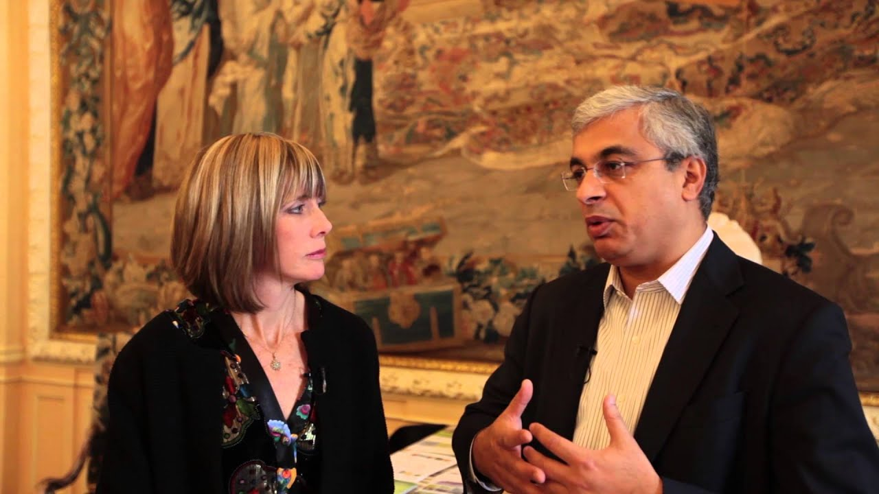 COP21 Hub Culture Paris 2015 Interview with Vikram Widge - World Bank Group
