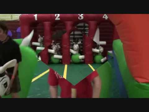 Inflatable Horse Race WWW.EVENTEXPERTS.COM Party Rentals