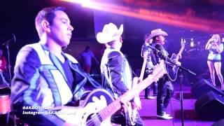 """""""Las Tres Llamadas"""" Los Cuates De Sinaloa En Vivo Desde Potreros Night Club 2015"""