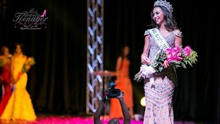 Christina Gieringer cumple el sueño de ser una reina - Miss Beauty Teenager RD 2O14 Thumbnail