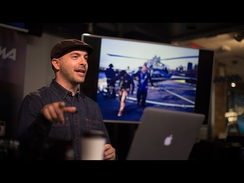 Dave Geffin - Improve Your Visual Eye, Invest in Film