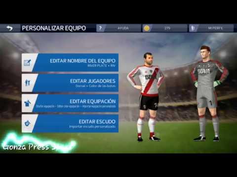 url para dream league soccer 2018 river plate