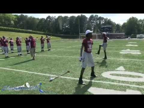 Towers VS Forest Park - 2015 ATL Ultimate Band Clash Jamboree