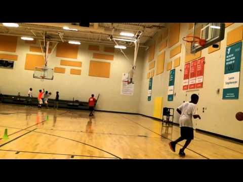 top 4th grade basketball player Ronald Harper Jr. ( aka rj)